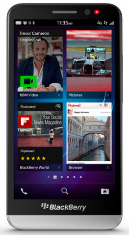 BlackBerry Z30 02