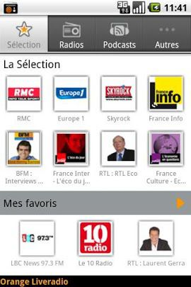 LiveRadio Android
