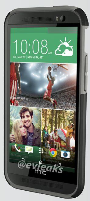 HTC M8 face