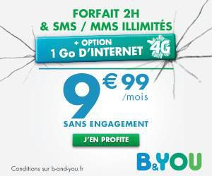 Byou forfait edition limitee