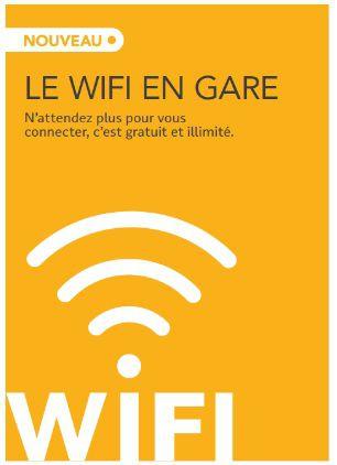 SNCF WiFi gare