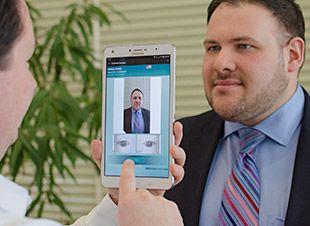 SRI IOM iris  Samsung