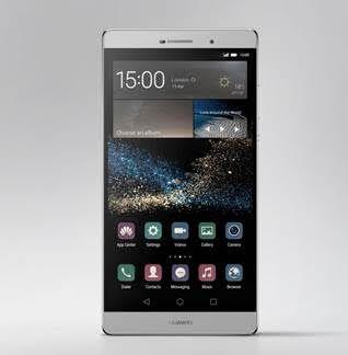 Huawei P8 Max Titanium