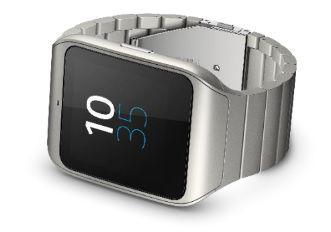 Sony Smartwatch 3 metal