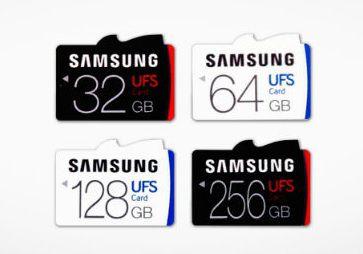 Samsung microSD UFS