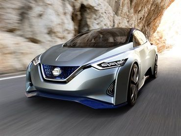 Nissan IDS vignette