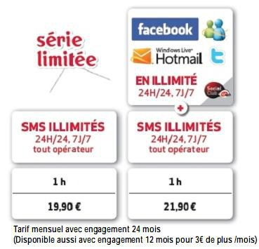 Virgin Mobile Social Club Serie Limitee