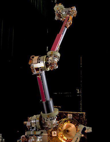 NASA Restore L bras robot
