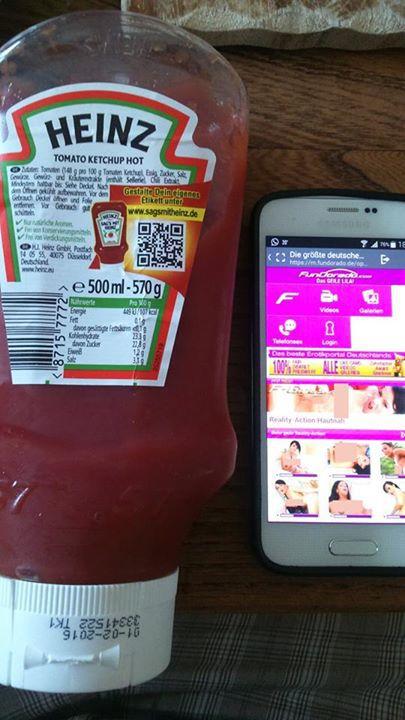 Ketchup-Heinz-QR-code