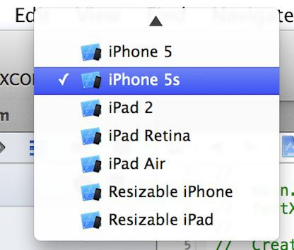 Xcode Resizable iPhone