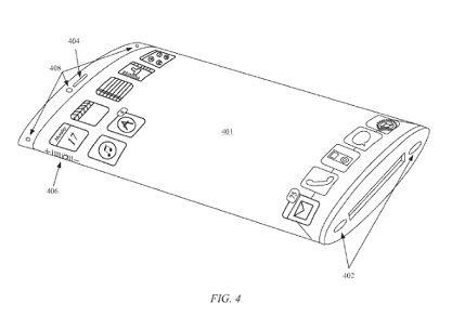 iPhone brevet