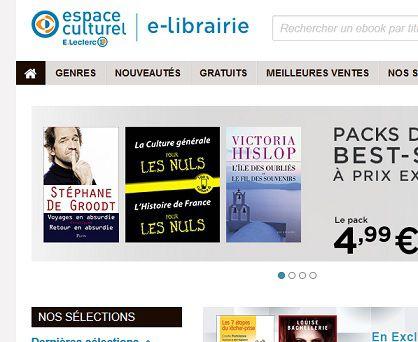 Leclerc ebook