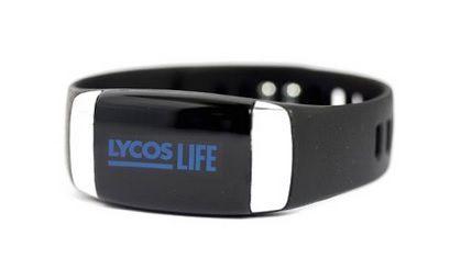 Lycos bracelet connecté