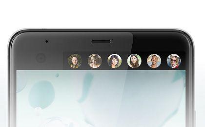 HTC U Ultra ecran secondaire