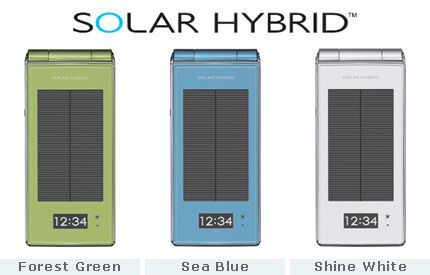 Docomo Solar Hybrid SH-081