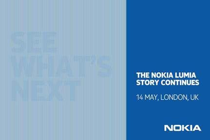 Nokia Lumia invitation