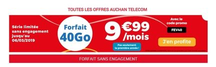 package-Auchan-Telecom going to-40-