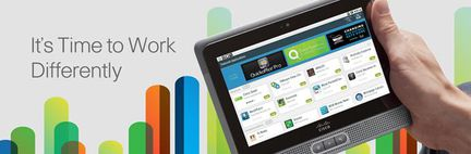 Cisco Cius AppHQ
