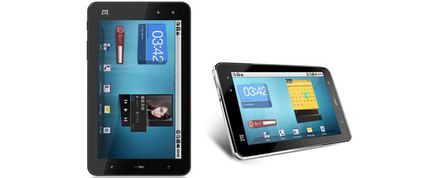 ZTE Light tablette Android