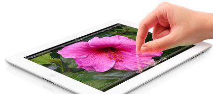 nouvel iPad