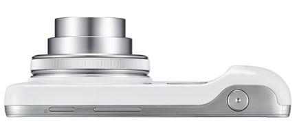 Samsung Galaxy S4 Zoom haut