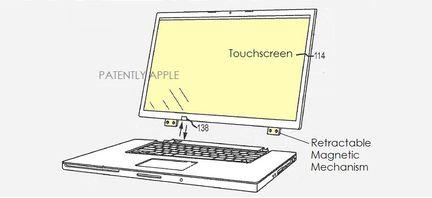 Apple brevet concept