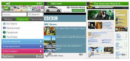 Ovi Browser Beta S40