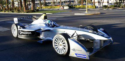 MacLaren Formule E