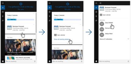Cortana-LinkedIn-reunions-rappels