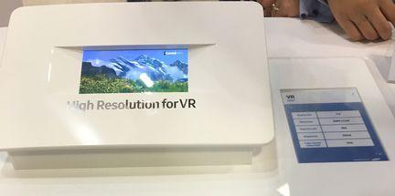 Samsung 4K UHD realite virtuelle