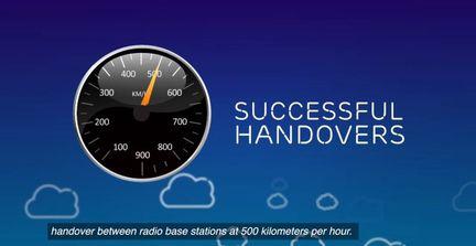 Ericsson LTE handover