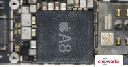Apple A8 Chipworks 03