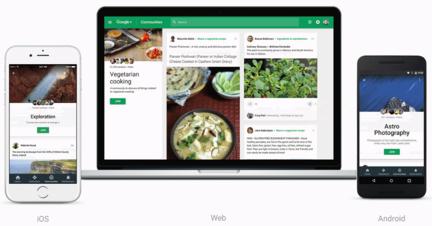 Nouveau-Google+-Communautes