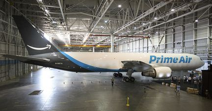 Amazon One Prime Air
