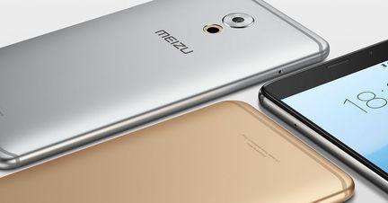 Meizu Pro 6 Plus.