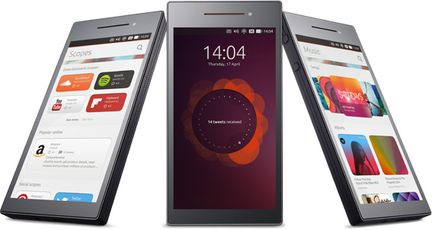 Ubuntu Phone Edition