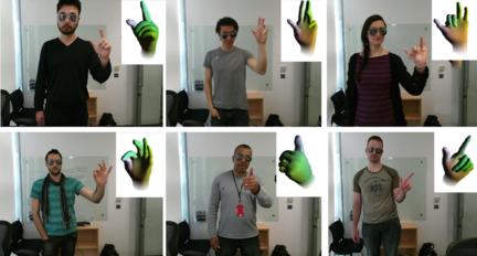 Microsoft-Handpose