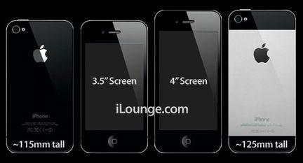 iPhone specs rumeur