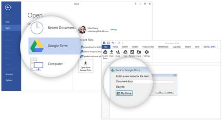 Plugin-Google-Drive-Microsoft-Office