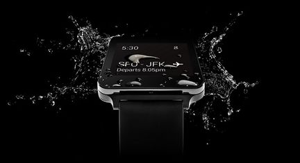 LG G Watch waterproof