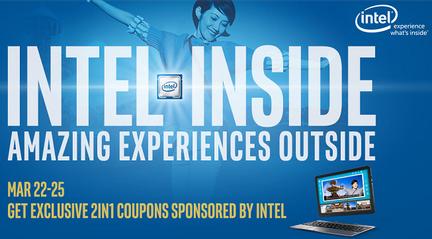 Gearbest promotion Intel