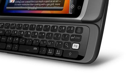 HTC Desire Z 02