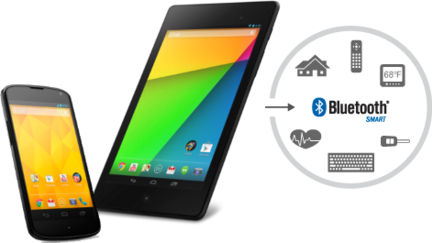 Bluetooth Smart Android
