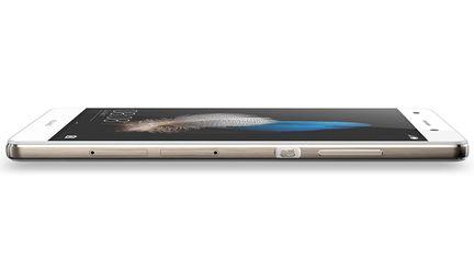 Huawei P8 Lite side