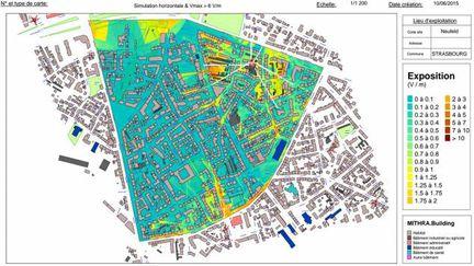 Strasbourg ondes electromagnetiques