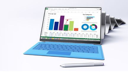 Microsoft Surface Pro 4 concept