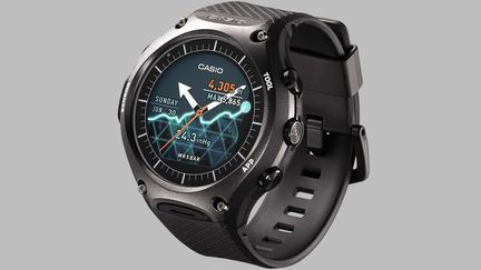 Casio montre Android Wear