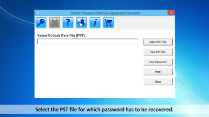 Stellar Phoenix Outlook Password Recovery-1
