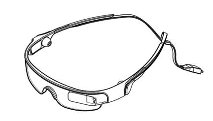 brevet Samsung lunettes