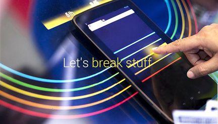 Nexus 8 Google IO